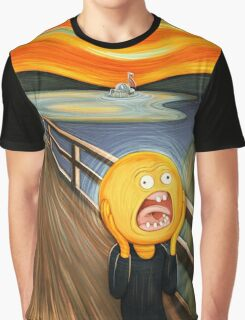 Rick and Morty - The Sun Scream Graphic T-Shirt
