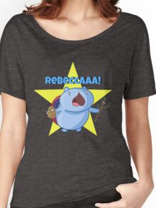 Rebeccaaa! Women's Relaxed Fit T-Shirt