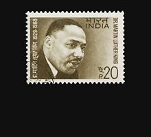 Martin Luther King - India Stamp Unisex T-Shirt
