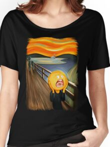Rick and Morty - The Sun Scream Women's Relaxed Fit T-Shirt
