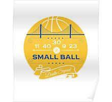 SmallBall Poster