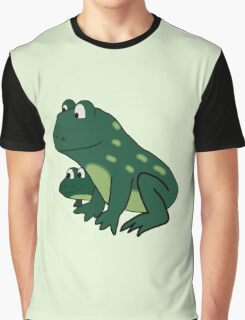 Frogs Graphic T-Shirt