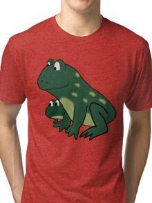 Frogs Tri-blend T-Shirt