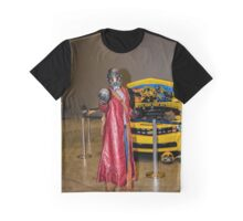 Galaxy in my Hand Graphic T-Shirt