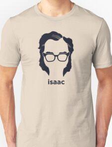 Isaac Asimov (Hirsute History) Unisex T-Shirt