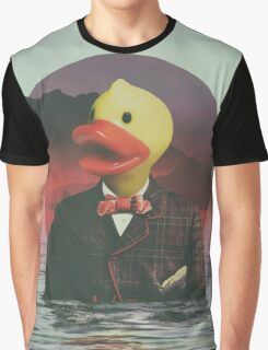 Rubber Ducky Graphic T-Shirt