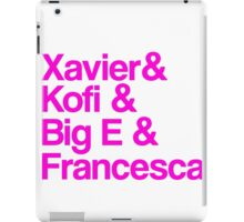New Day Role call iPad Case/Skin