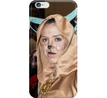 Lying Fox iPhone Case/Skin