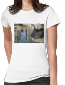 Empress Of Canada Womens Fitted T-Shirt