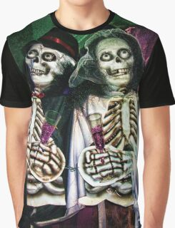 The Wedding of the Dead Graphic T-Shirt