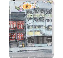 San Francisco Houses #10 iPad Case/Skin
