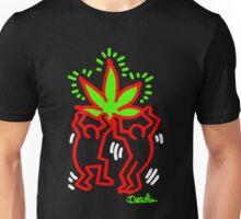 keith, haring, keith haring, graffiti, trending, symbol, pop art, funny, logo, people, family, motif. Unisex T-Shirt