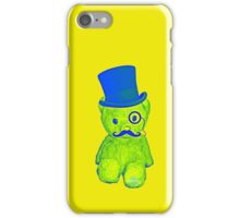 Dapper Bear iPhone Case/Skin