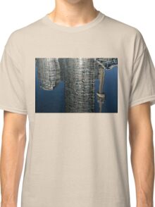 Upside Down Toronto Abstract Classic T-Shirt