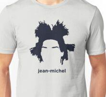 Jean Michel Basquiat (Hirsute History) Unisex T-Shirt