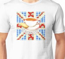 Big Old Blighty Cup of Tea! Unisex T-Shirt