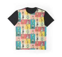 animal party Graphic T-Shirt