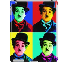Chaplin meet pop PT.3 iPad Case/Skin