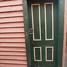 Side door by Tom McDonnell