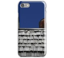 Strip Mall Roof Abstract iPhone Case/Skin