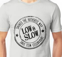 BBQ low and Slow Unisex T-Shirt