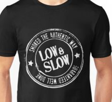 BBQ low and Slow Transparent Unisex T-Shirt