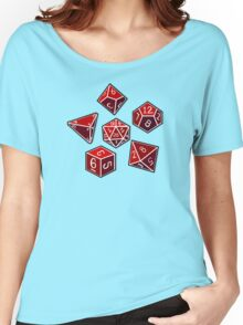 Dice of Power Women's Relaxed Fit T-Shirt