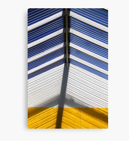 Skylight Abstract 10 Canvas Print
