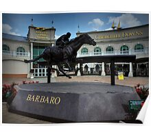 Churchill Downs 001 Poster
