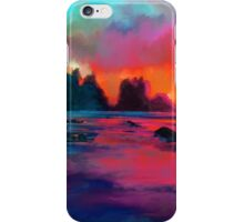Colours of the Night 2 iPhone Case/Skin