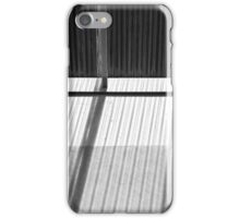 Skylight Abstract 9 BW iPhone Case/Skin