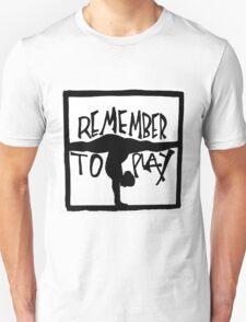 Play Unisex T-Shirt