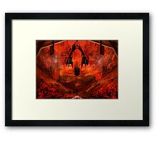 TH133 Framed Print