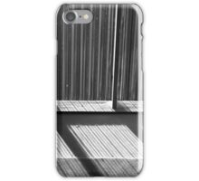 Skylight Abstract 7 BW iPhone Case/Skin