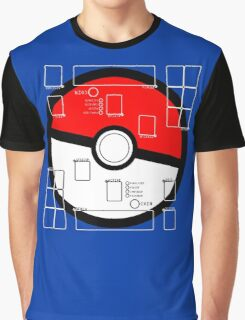 Ready to Battle - PKMN edition - DARK PRODUCTS Graphic T-Shirt