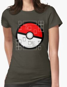 Ready to Battle - PKMN edition - DARK PRODUCTS Womens Fitted T-Shirt