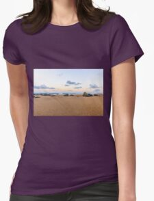 Innes Park Beach Womens Fitted T-Shirt
