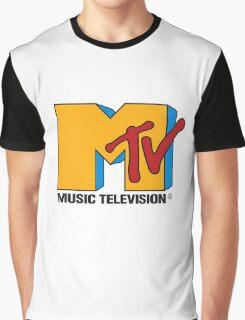 MTV Retro Shirt (Please Buy) Graphic T-Shirt