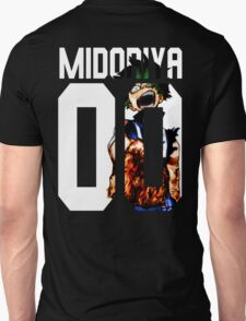 midoriya izuku 00 T-Shirt