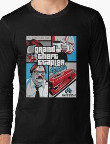 Grand Theft Stapler Long Sleeve T-Shirt