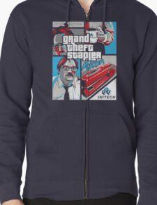 Grand Theft Stapler Zipped Hoodie