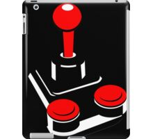 Shut up and play vintage! iPad Case/Skin
