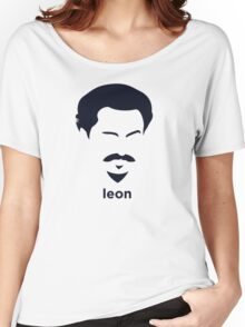 Leon Trotsky (Hirsute History) Women's Relaxed Fit T-Shirt