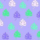 Foliage - purples  by brettisagirl