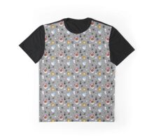 Ghibli Doodles Graphic T-Shirt