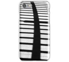Pergola Shadow iPhone Case/Skin
