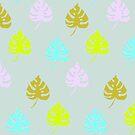 Foliage - yellows by Brett Manning