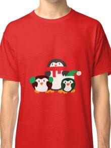 Winter Penguins Classic T-Shirt