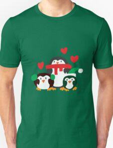 Winter Penguins T-Shirt