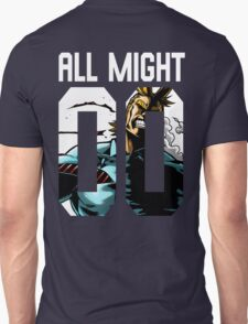 all might 00 T-Shirt